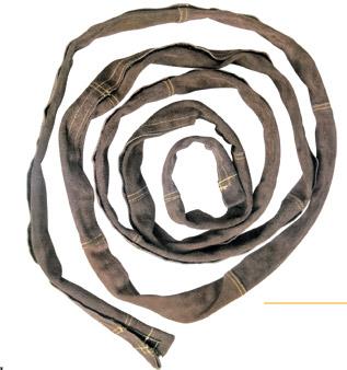 炭啡色牛皮焊枪焊接电缆护套